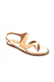 Sandale plate Carolina Boix Rosu 41850 Rosu