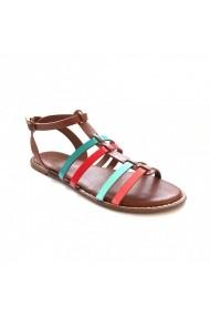 Sandale plate Carolina Boix Multicolor 41853 Multicolor