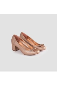 Pantofi cu toc Carolina Boix Rosu 51290 Rosu