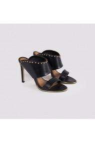 Sandale cu toc Carolina Boix Negru 578251 Negru