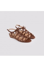 Sandale cu toc Carolina Boix Maro 4290001 Maro