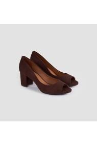 Pantofi cu toc Carolina Boix Maro 4150000 Maro