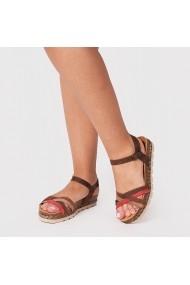 Sandale plate Carolina Boix Maro P860-03 Maro