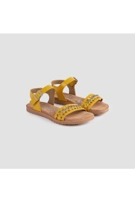Pantofi Carolina Boix Galben 450/033 Galben