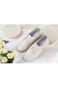 Pantofi Carolina Boix Alb ALLES-20 Alb