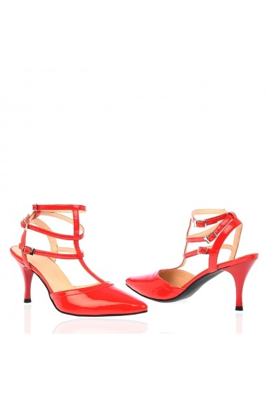 Pantofi cu toc Veronesse 541/ Valentina Rosu