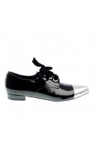 Pantofi casual Veronesse 338 Negru