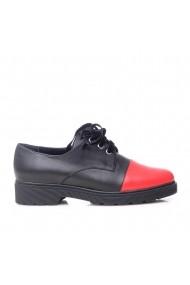 Pantofi Sport Veronesse 514/Gina Negru