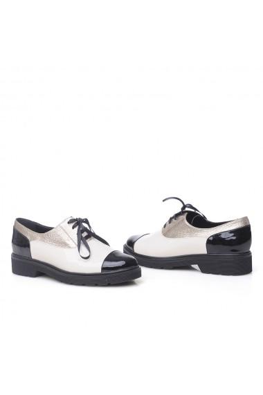Pantofi Sport Veronesse 312/Gina Bej