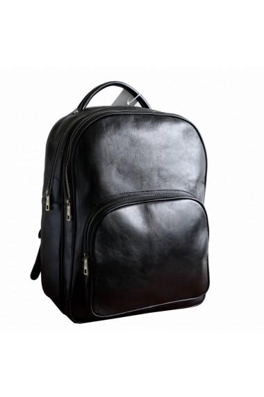 Rucsac pentru laptop din piele naturala, BR104