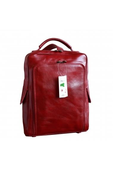 Rucsac laptop din piele naturala vachetta, BR106D