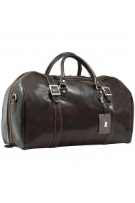 Geanta voiaj dama din piele naturala, bagaj de mana avion, DGV117B