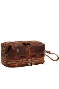 Portfard, trusa cosmetice, necessaire, geanta cosmetice sin piele naturala, DB120B