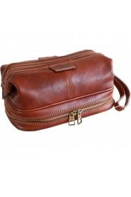 Portfard, trusa cosmetice, necessaire, geanta cosmetice din piele naturala, BV120A