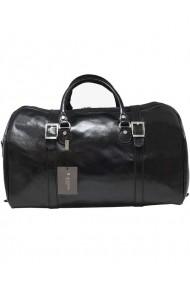 Geanta voiaj din piele naturala vachetta, bagaj de mana avion, BBGB117
