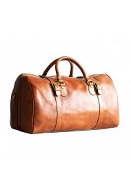 Geanta voiaj din piele naturala, bagaj de mana avion, BGV112C