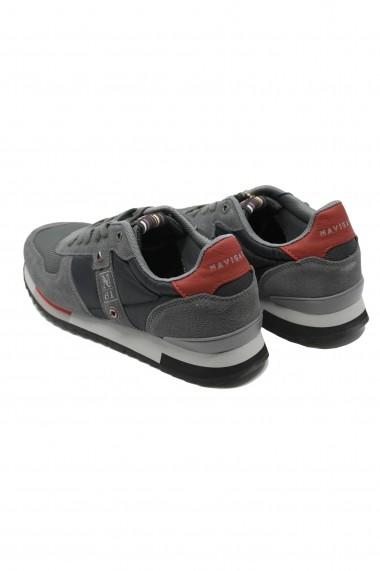 Pantofi sport barbati gri inchis Remi