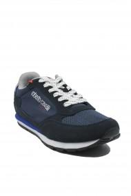 Pantofi sport barbati Roberto Cavalli navy