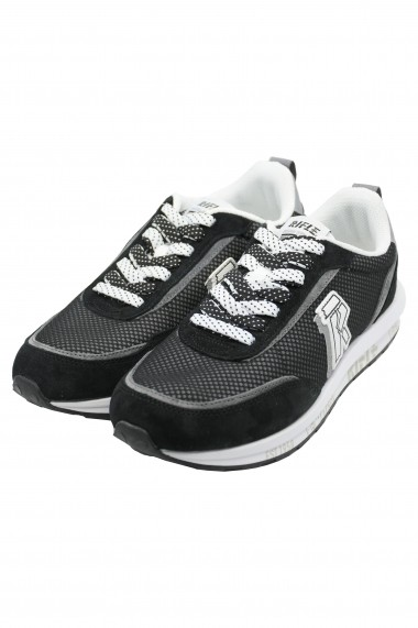 Pantofi sport negri barbati Oasis Eritage from Rifle
