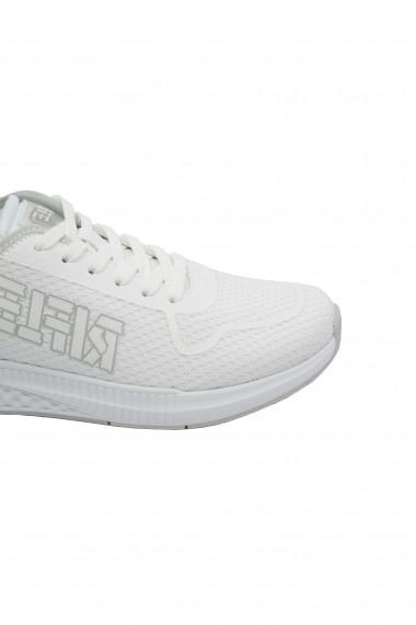 Pantofi sport albi barbati Clay from Rifle