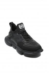 Pantofi sport barbati Franco Gerardo din material textil cu insertii de cauciuc