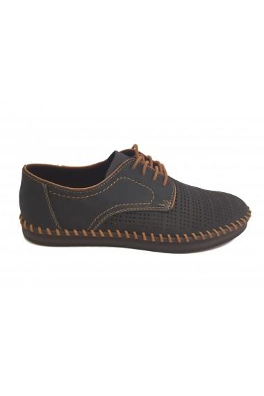 Pantofi casual barbati din piele naturala