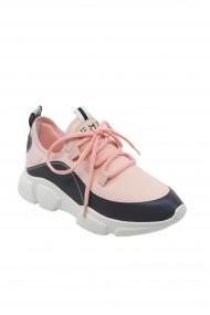 Pantofi sport dama FMZ roz din material textil