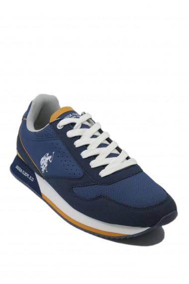Pantofi sport bleumarin barbati Nobil by US POLO ASSN