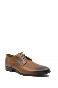 Pantofi taba eleganti pentru barbati din piele naturala