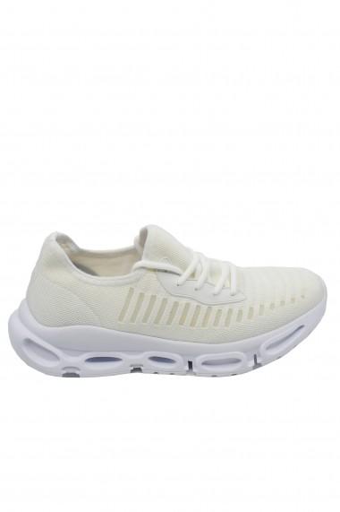 Pantofi sport albi barbati din material textil Ryt Miami