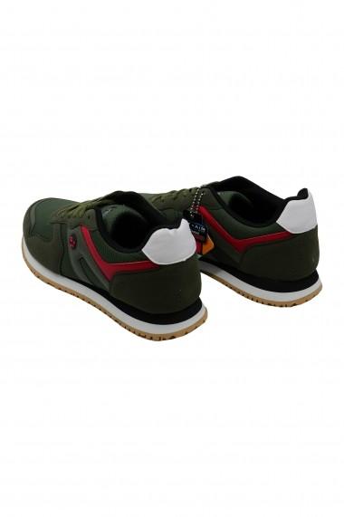 Pantofi sport kaki barbati din material textil Ryt Mekong