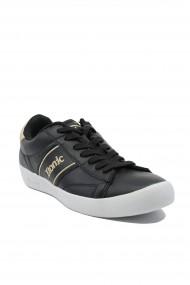 Pantofi sport barbati Etonic negri cu auriu