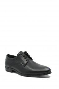 Pantofi negri eleganti Gitanos din piele naturala