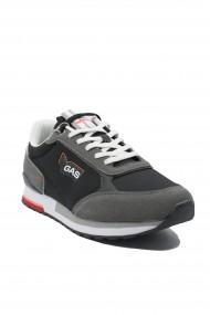 Pantofi sport barbati Gas Sen Mix negru-alb