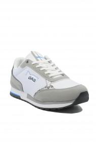 Pantofi sport barbati Gas Sen Mix alb