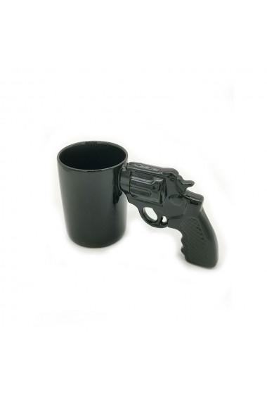 Cana in forma de pistol simpla