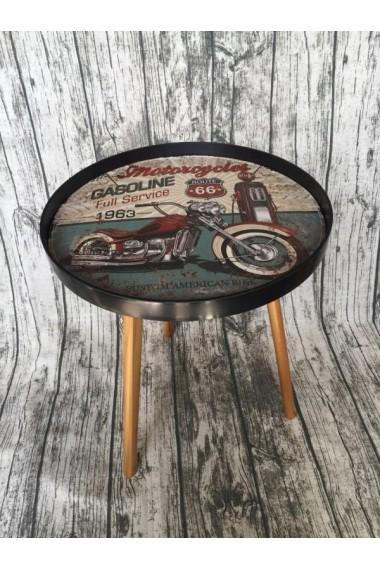 Masa rotunda Motorcycle