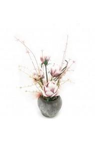Aranjament floral Peony Pink