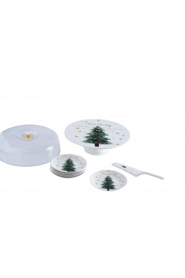 Set 9 piese desert Christmas Tree