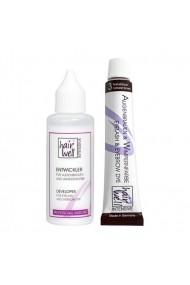 Hairwell Natural Brown Starter Kit
