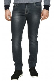 Blugi barbati slim fit Realize gri