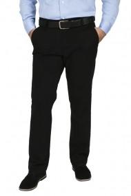 Pantalon regular fit Town negru