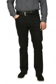 Pantaloni barbati regular fit negru