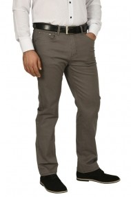 Pantaloni barbati regular fit gri