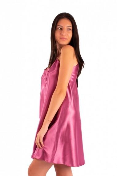 Rochita de noapte MissDore roz inchis
