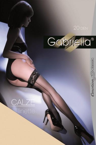 Ciorapi banda adeziva Calze Linette Gabriella