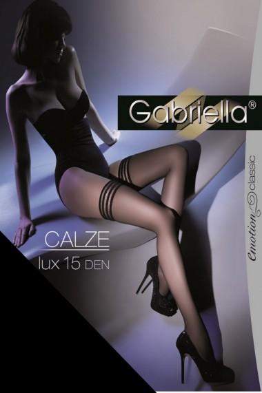 Ciorapi banda adeziva Calze Lux Gabriella