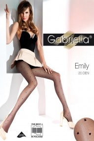 Dres cu model Emily 20 den