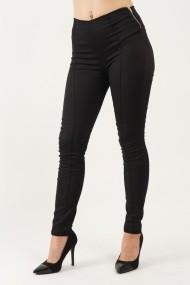 Pantaloni Dama Tip Blug Skinny Negri