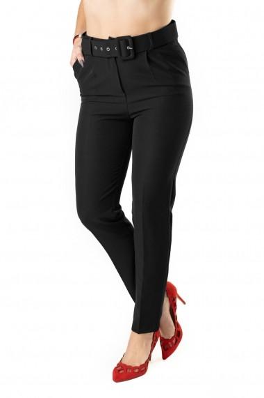 Pantaloni Dama Eleganti Negri Penelope